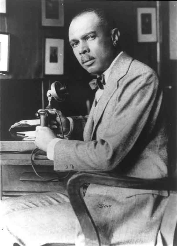 James Weldon Johnson photograph